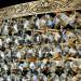 Kristallivalaisin Maytoni Diamant Crystal Palace 10-G, 800mm, antiikkikulta kuva6