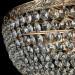 Kristallivalaisin Maytoni Diamant Crystal Palace 14-G, 800mm, antiikkikulta kuva8