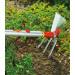 Kaksoiskuokka Wolf-Garten multi-star iL-M 3, 8 cm kuva2