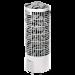 Mondex-Sähkökiuas Pipe E-malli, 9,0kW (8-15m³), valkoinen-2