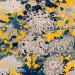 Paneelitapetti Mindthegap Chrysanthemums, 1.56x3m, keltainen
