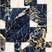 Paneelitapetti Mindthegap Tribeca, 1.56x3m, sininen