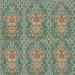 Paneelitapetti Mindthegap Floral tapestry, 1.56x3m, turkoosi