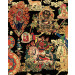 Paneelitapetti Mindthegap Tibetan tapestry metallic edition, 1.56x3m