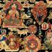 Paneelitapetti Mindthegap Tibetan tapestry metallic edition, 1.56x3m kuva2