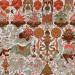 Paneelitapetti Mindthegap Yama Dharmaraja, 1.56x3m, vaalea