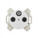 Schneider Electric-Renova R/TV/SAT-antennirasia X0, valkoinen