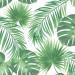Tapetti ESTA Jungle Fever 139013, 0.53x10.05m, non-woven, vihreä/valkoinen