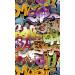 Kuvatapetti Dimex Graffiti Art, 150x250cm kuva0
