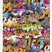 Kuvatapetti Dimex Graffiti Art, 225x250cm kuva0