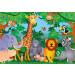 Valokuvatapetti 00122 In the Jungle 8-osainen 366x254 cm