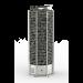 SAWO-Sähkökiuas Wall Tower, 12kW (11-18m³), erillinen ohjauskeskus-3