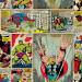 Tapetti Sandudd Marvel Comic Strip 70-264, 0.53x10.5m kuva0