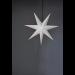 Valotähti Star Trading Frozen, 70cm, paperi, valkoinen kuva2