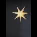 Valotähti Star Trading Frozen, 70cm, paperi, valkoinen kuva3