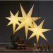Valotähti Star Trading Frozen, 70cm, paperi, valkoinen kuva4