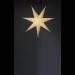 Valotähti Star Trading Frozen, 100cm, paperi, valkoinen kuva3