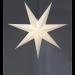Valotähti Star Trading Frozen, 140cm, paperi, valkoinen kuva2