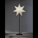 Pöytätähti Star Trading Frozen, 85cm, paperi, valkoinen kuva2