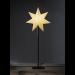 Pöytätähti Star Trading Frozen, 85cm, paperi, valkoinen kuva3