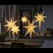 Pöytätähti Star Trading Frozen, 85cm, paperi, valkoinen kuva4