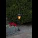 Aurinkokennopuutarhavalaisin Star Trading Flame LED, 155x630x155mm, musta kuva4