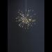 LED-valokoriste Star Trading Firework, Ø 40cm, IP44, hopea kuva1