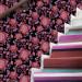 Vallila-Tapetti Cinnamon 5217-1 0,53x11,2 m punainen