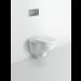 Villeroy & Boch-WC-istuin O. Novo, seinämalli