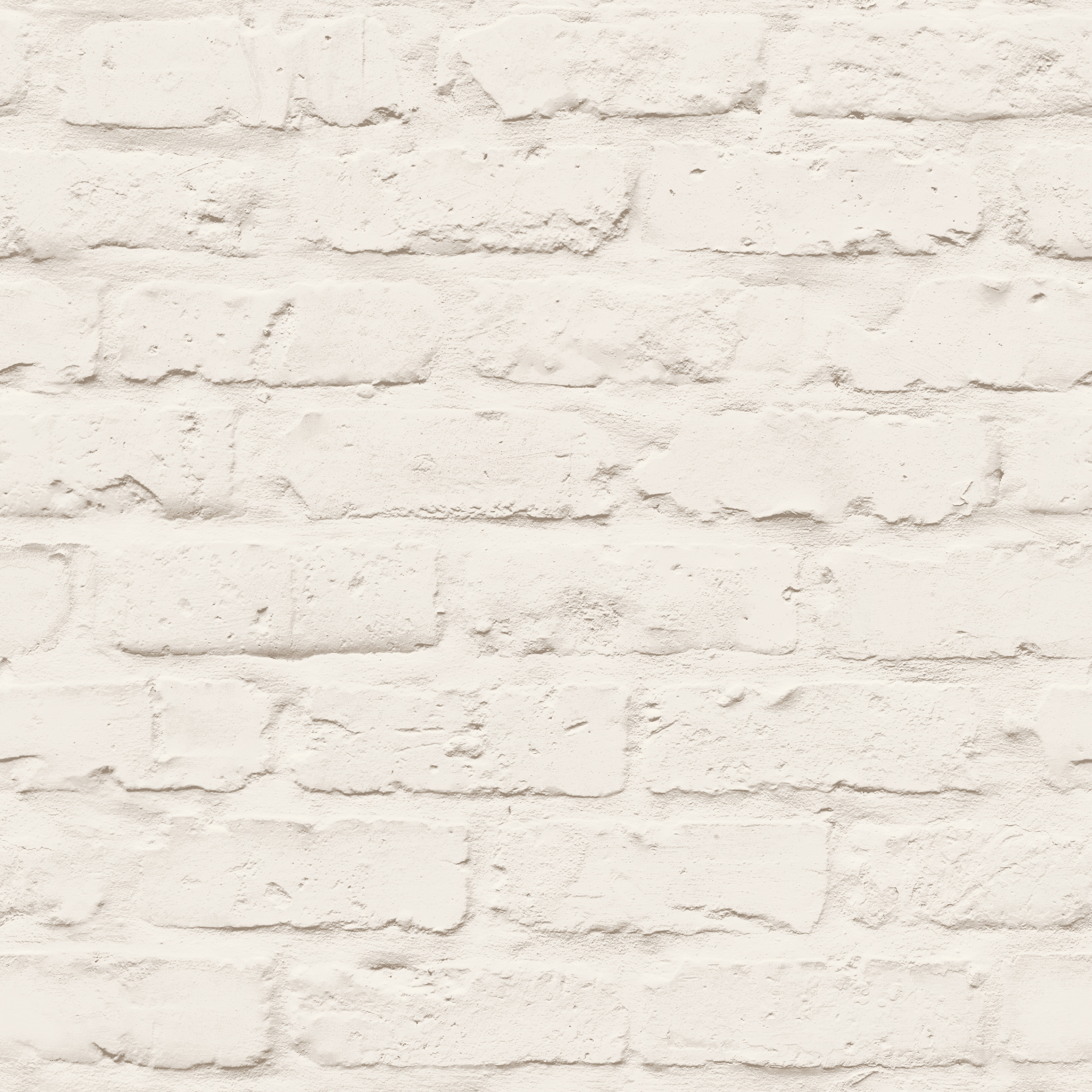 Tapetti Natural Forest White Brick NF3501, 0,53x10,05m, beige