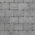 Pihakivi Benders Labyrint Antik Kokokivi 210x140x60 mm, grafiitti