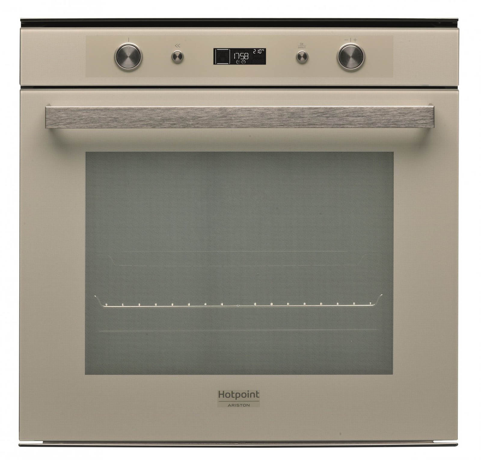 Monitoimiuuni Hotpoint-Ariston FI 7861SH DS HA, beige