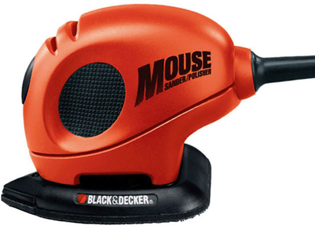 BLACK+DECKER-Hiomahiiri BLACK+DECKER Mouse® KA161 + 9 tarviketta-3
