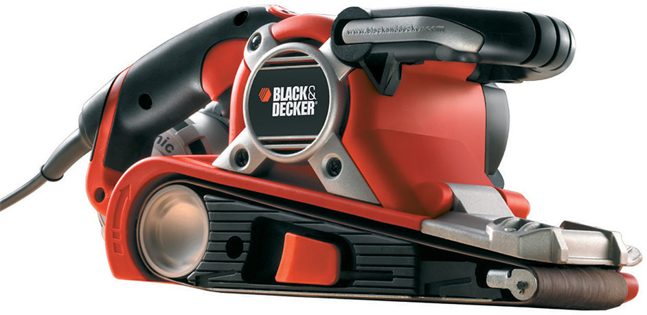 BLACK+DECKER-Nauhahiomakone BLACK+DECKER KA89EK-QS 720 W 75 mm x 533 mm-3