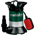 Uppopumppu Metabo TP 8000 S, puhtaalle vedelle