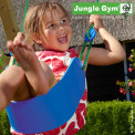 Keinuistuin Jungle Gym Sling Swing, sininen
