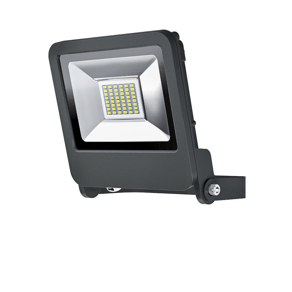 Osram-LED-seinävalaisin Osram Endura Flood 30W 830, harmaa