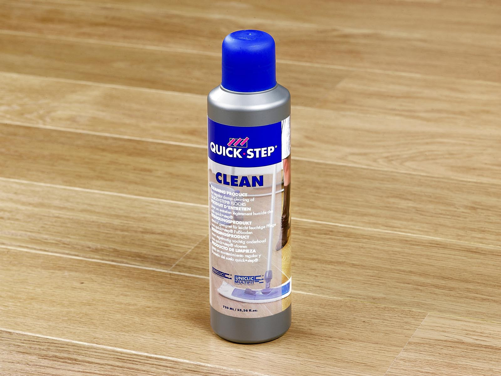 Quick Step Puhdistusaine Clean, 750ml  Netrauta fi