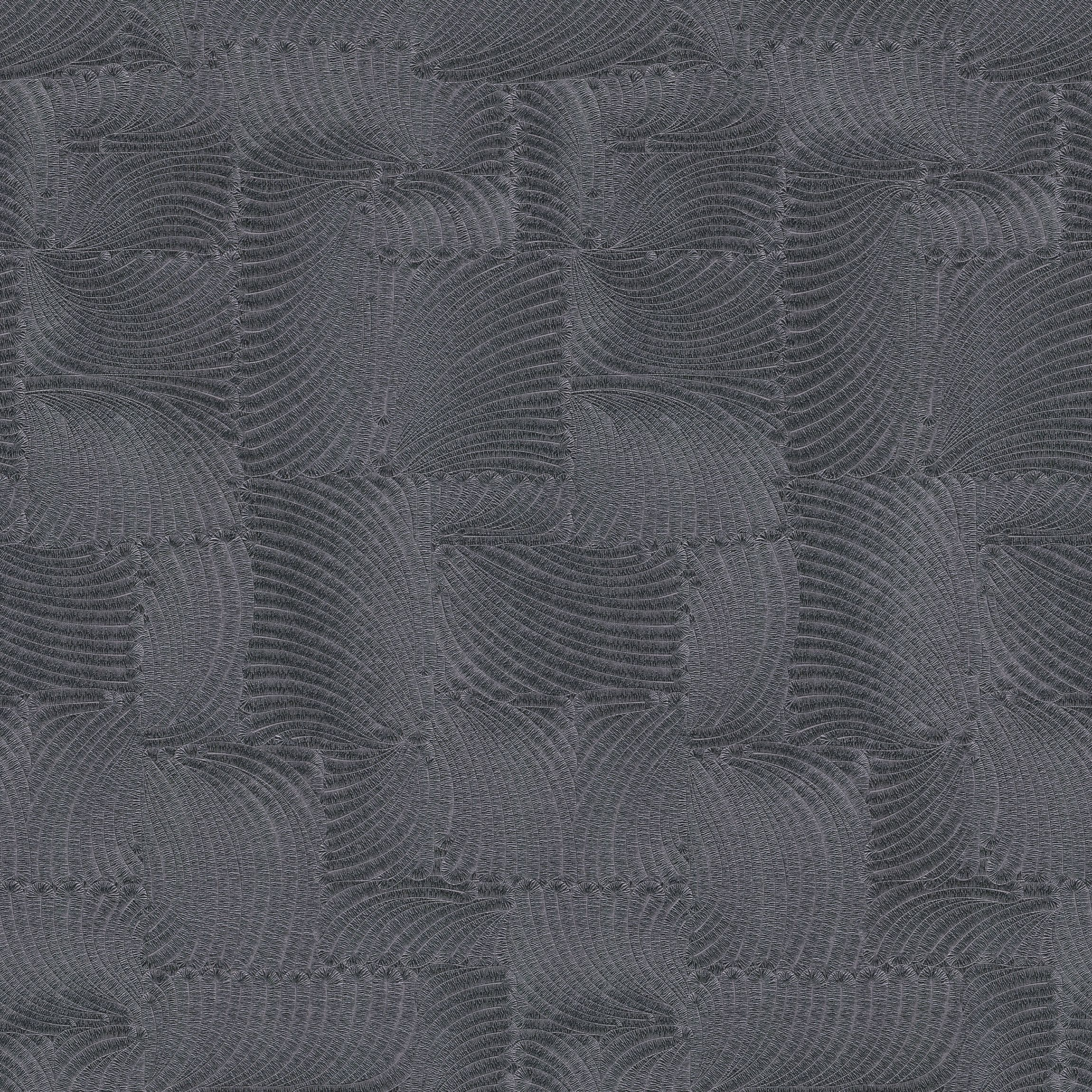 Tapetti Fashion for Walls II  V 02480 - 70, 0.53x10.05 m, musta, non-woven