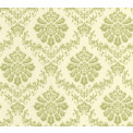 Tapetti 1838 Wallcoverings Broughton, vihreä, 0,52x10,05m