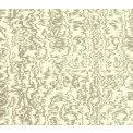 Tapetti 1838 Wallcoverings Avington, beige/kulta, 0,52x10,05m