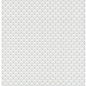 Tapetti 1838 Wallcoverings Gio, hopea, 0,52x10,05m