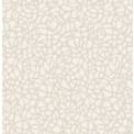 Tapetti 1838 Wallcoverings Pebble, vaalea, 0,52x10,05m