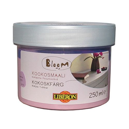 Kookosmaali Bloom, 250ml, kaisla (052346)