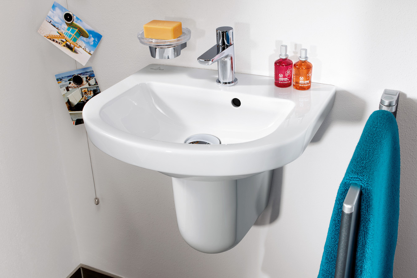 Villeroy & Boch-Pesuallas Subway 2.0, 450x385mm