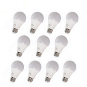 LED-lamppu E27, 10W, 810lm, A60, 4000K, 10 kpl/ptk