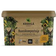Huussikompostoija Kekkilä, 3kg