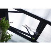 Kasvihuoneen tuuletusluukun avaaja premium Metalcraft, automaattinen