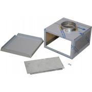 Plasmex-suodattimen asennuskotelo Thermex, seinä/katto, rst