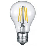 LED-Lamppu Trio E27, filament vakio 8W, 806lm 2700K switch dimm